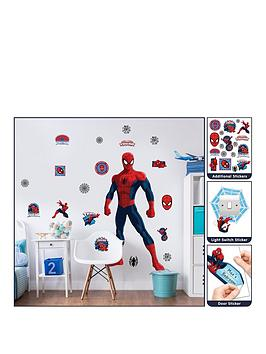 walltastic-marvel-spiderman-large-character-room-sticker-kit