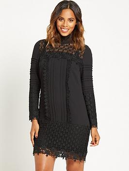 rochelle-humes-victoriana-lace-insert-dressnbsp