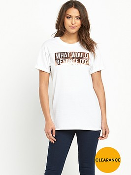 v-by-very-beyoncenbspslogan-foil-t-shirt