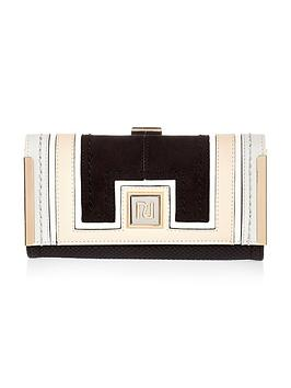 river-island-zip-detail-cliptop-purse