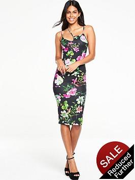 v-by-very-floral-bodycon-dress