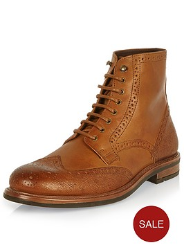 river-island-brogue-military-boot