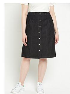 so-fabulous-button-front-denim-skirt