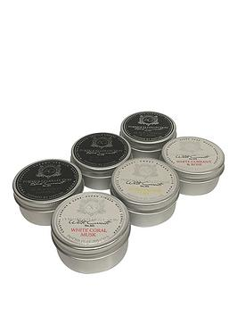 aquiesse-set-of-6-travel-candles-currant-collection