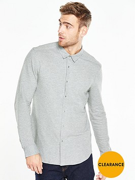 v-by-very-pique-buttoned-polo-shirt
