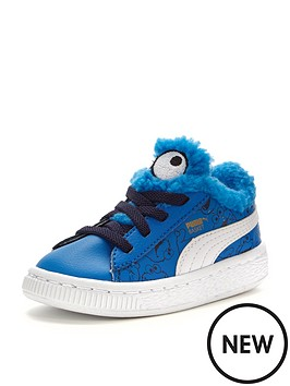 puma-basket-sesame-cm-infant