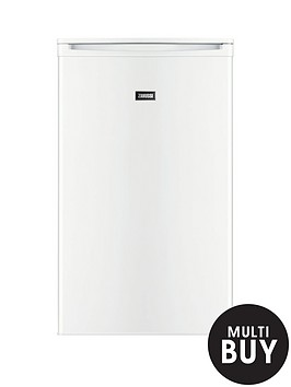 zanussi-zrg11600wa-50cm-under-counter-fridge