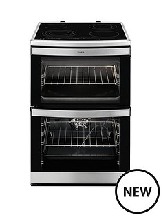 aeg-49176v-mn-60cm-double-oven-electric-cooker
