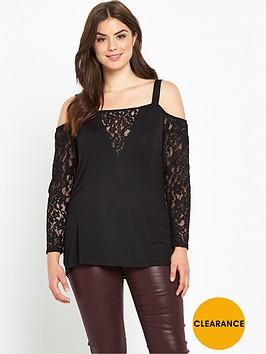 v-by-very-curve-lace-long-sleeve-bardot-top