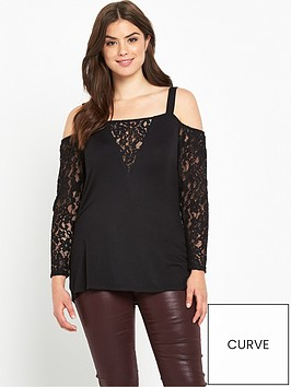 v-by-very-curve-lace-long-sleeve-bardot-top
