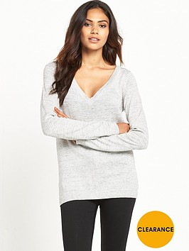 vila-lesly-knit-jumper