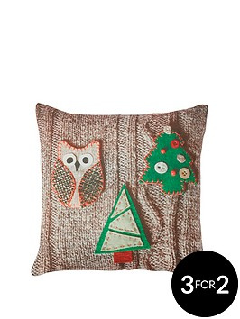 christmas-craft-cushion