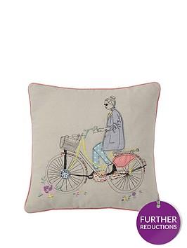 applique-detail-039girl-on-a-bike039-cushion