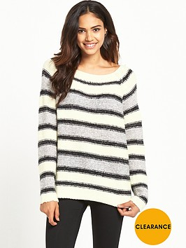 vero-moda-mandy-ls-jumper-white
