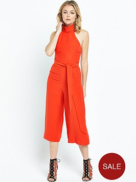 river-island-high-neck-culotte-jumpsuit-rednbsp