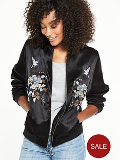 v-by-very-floral-embroidered-sateen-bomber-jacket