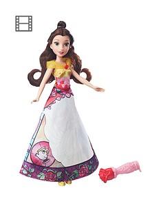 disney-princess-disney-princess-belle039s-magical-story-skirt
