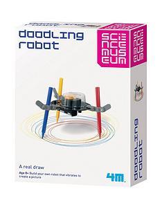 science-museum-doodling-robot