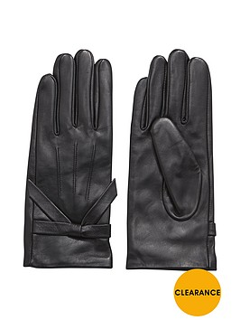 oasis-leather-bow-glove