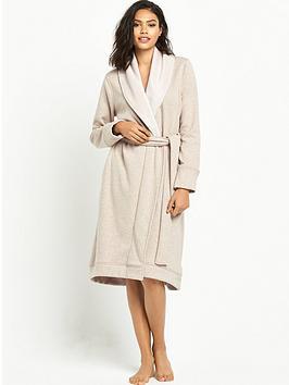 ugg-australia-duffieldnbspdouble-knit-robe-oatmeal-heather