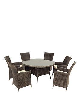california-round-dining-set