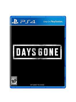 playstation-4-days-gone