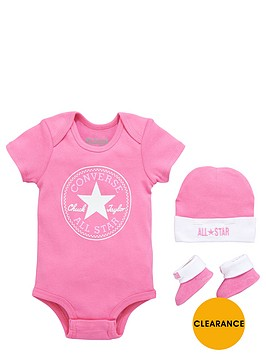 converse-baby-girls-bodysuit-hat-and-booties-gift-set-3-piece