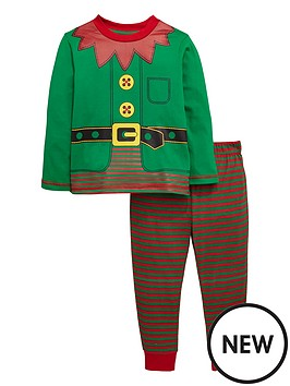 mini-v-by-very-boys-elf-suit-pyjamas