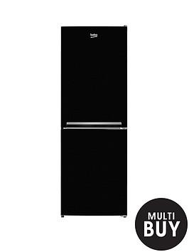 beko-cfg1552b-55cm-frost-free-fridge-freezer-black