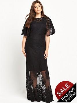 so-fabulous-lace-mini-lining-maxinbspdress-black