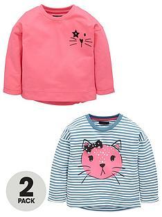 mini-v-by-very-girls-cat-print-sweat-tops-2-pack