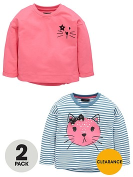 mini-v-by-very-girls-cat-print-sweat-tops-2-pack