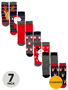 mini-v-by-very-boys-christmas-socks-7-pack