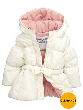 mini-v-by-very-girls-bow-belt-padded-coat