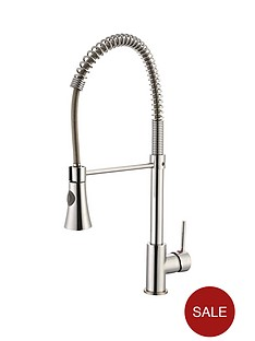 eisl-spiral-spring-single-lever-mixer-tap-with-dual-spray