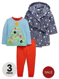 mini-v-by-very-boys-star-print-robe-and-xmasnbsptree-pyjama-set