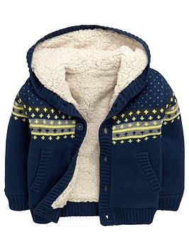 mini-v-by-very-boys-borg-hooded-cardigan