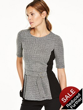 v-by-very-textured-panel-top-with-d-ring-detail