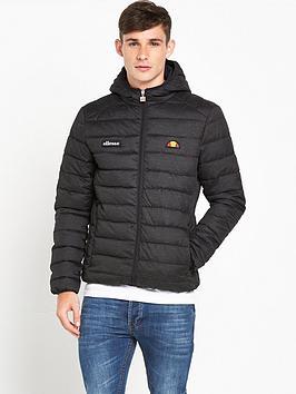 ellesse-nero-padded-reflective-jacket