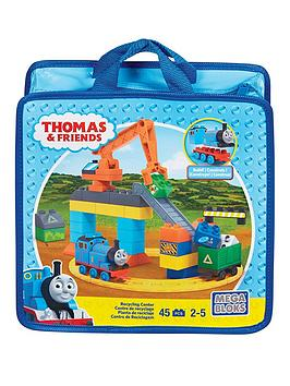 mega-bloks-thomas-amp-friends-recycling-centre-bag