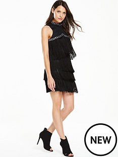v-by-very-embellished-mini-fringe-dress