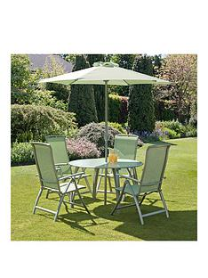 havana-avocado-round-garden-dining-table-with-armchairs
