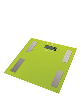 salter-analyser-bathroom-scalesnbspin-green