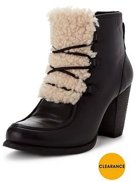 ugg-analisenbspexposed-fur-ankle-bootnbsp