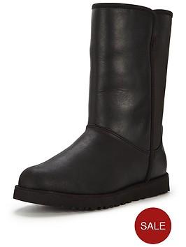 ugg-michelle-leather-short-bootnbsp