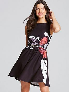 little-mistress-fit-and-flare-dressnbsp