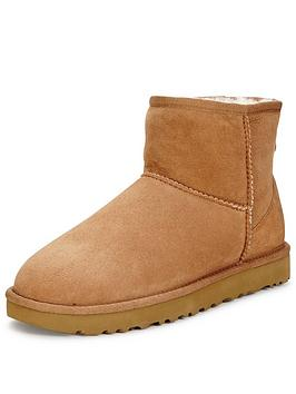 ugg-australia-classic-ii-mini-boot-chestnut