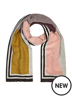 river-island-colour-block-blanket-scarf