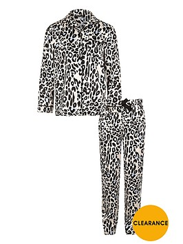 river-island-girls-leopard-print-pyjama-set