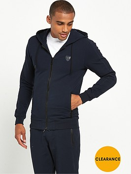 antony-morato-zip-through-hoody